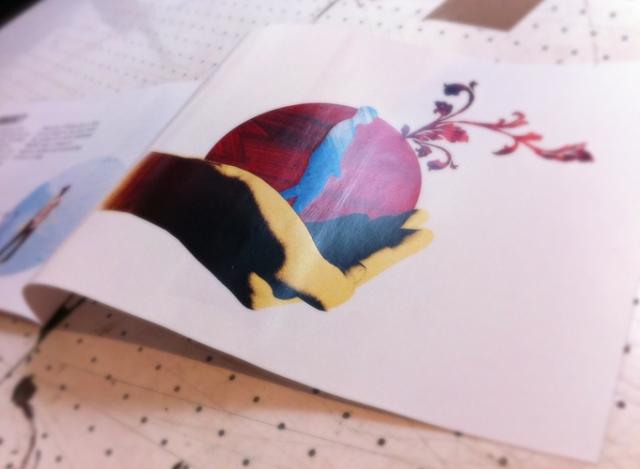Finn O'Brien booklet design